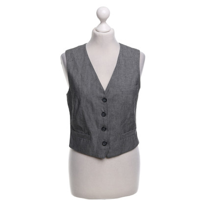 French Connection Vest in grigio