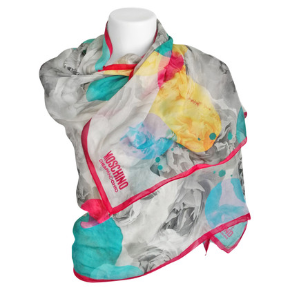 Moschino Cheap and Chic Cloth in multicolor