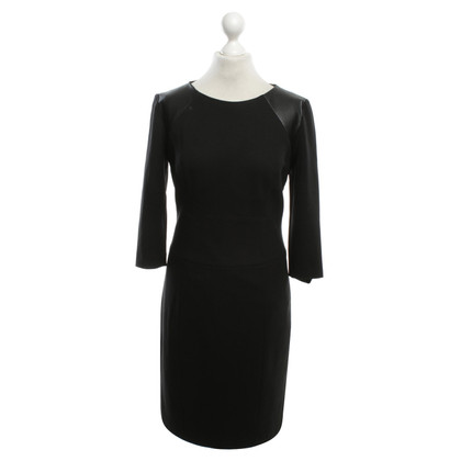 Hugo Boss Dress with leather elements