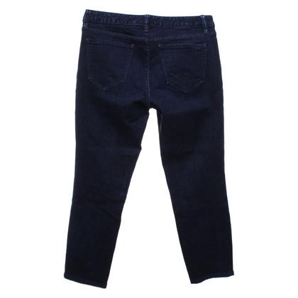 Tory Burch Skinny Jeans in blu scuro