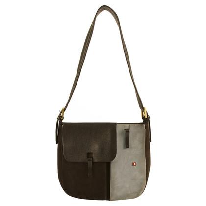 Bally Braune Handtasche