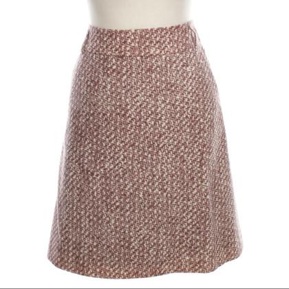 Strenesse A-lijnen rok in bicolor