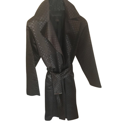 Louis Vuitton Coat with Monogram weaving