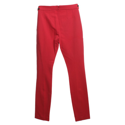 Donna Karan Pants in red