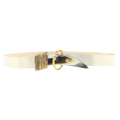 Just Cavalli ceinture couleur or