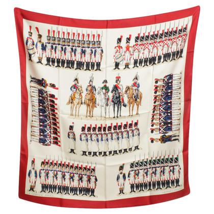 Hermès Silk scarf patterns
