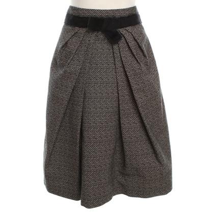 Max Mara skirt with pleats
