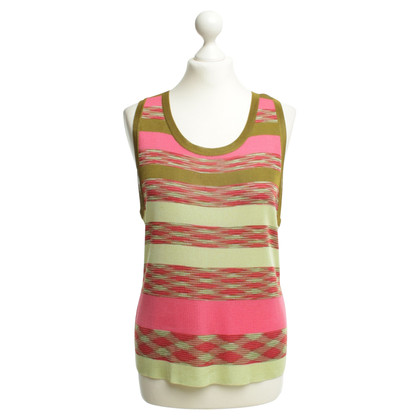 Missoni Gedessineerde top