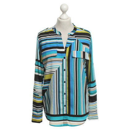 Calvin Klein Blouse with striped pattern