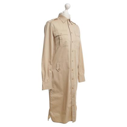 Ralph Lauren Shirt dress in beige