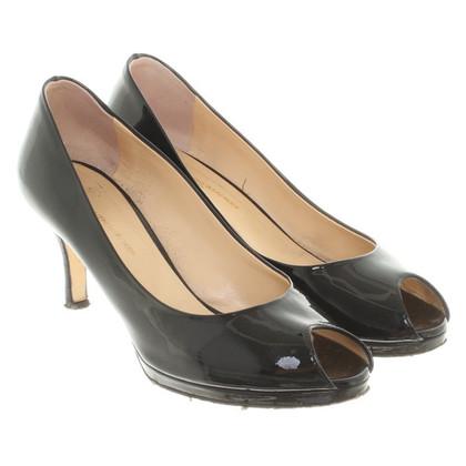 Konstantin Starke Peep-tenen in zwart