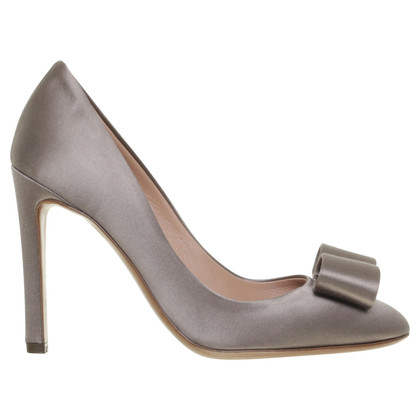 L'autre Chose Pumps satin