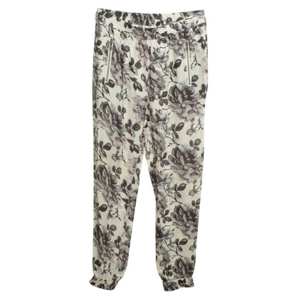 Ganni My pants floral pattern
