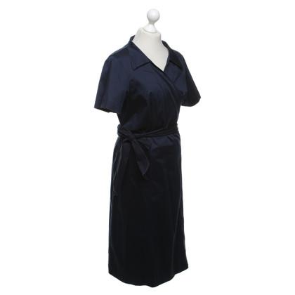 Marina Rinaldi Dress in dark blue