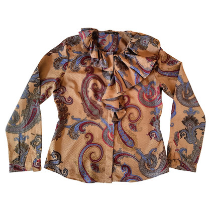 Etro Blouse with ruffled collar