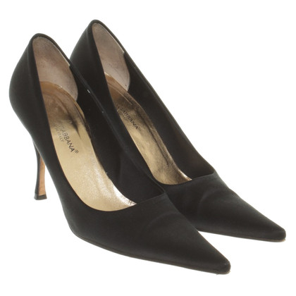 Dolce & Gabbana Pumps aus Satin