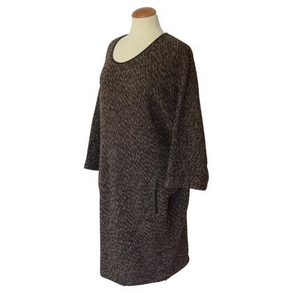 Humanoid Tweed Eggshape jurk