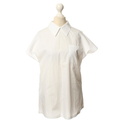 Prada Extravagant blouse in white