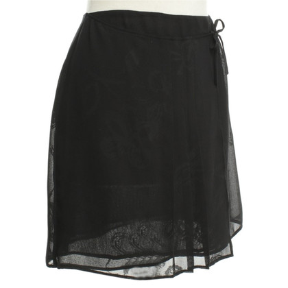 Philosophy di Alberta Ferretti Mini skirt in black