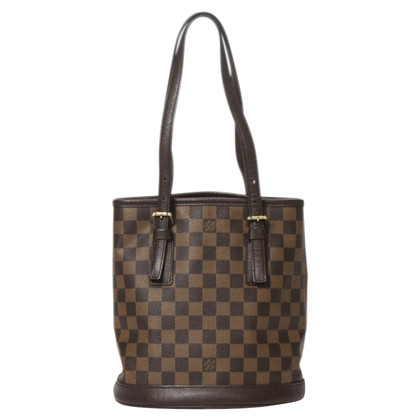 "Louis Vuitton ""Marais PM Damier Ebene Canvas"""