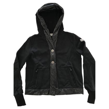 Moncler Black cotton jacket