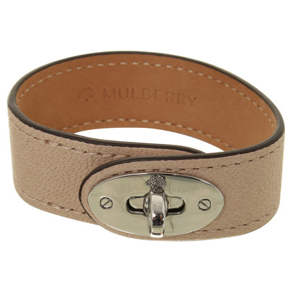 Mulberry Leather strap