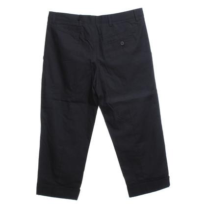 Miu Miu trousers in black