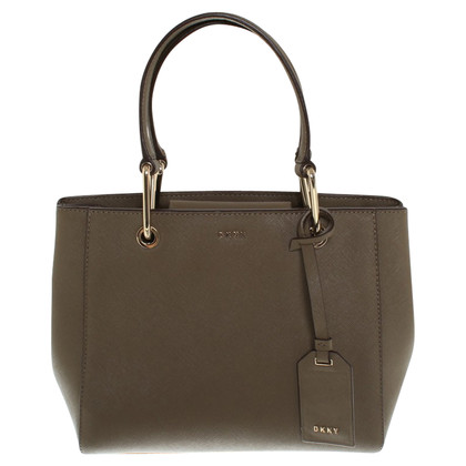 DKNY Handbag in Khaki