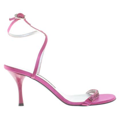 Escada Sandali in rosa
