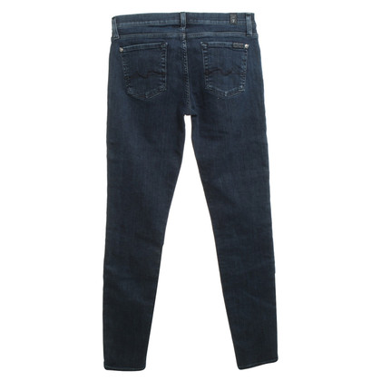 7 For All Mankind jean brodé