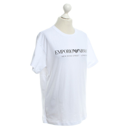 Armani T-shirt in White