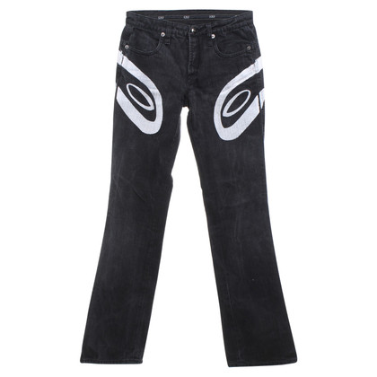 Costume National Jeans avec motif