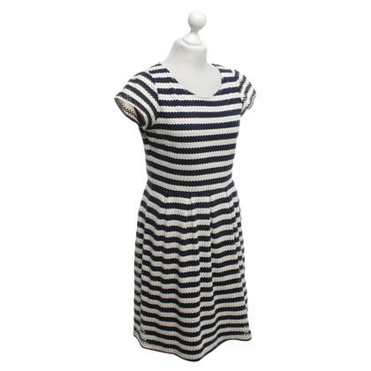 Steffen Schraut Dress with stripe pattern