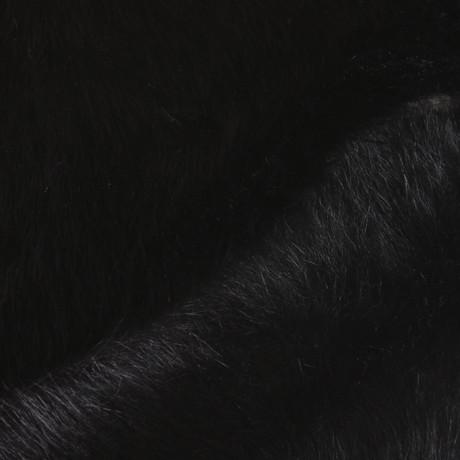amp; Ink aus aus Schaffell Iris Weste Ink Iris amp; Schwarz Weste axR1a