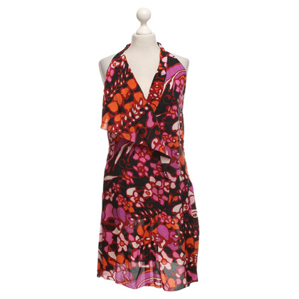 Marni Dress with a colorful pattern