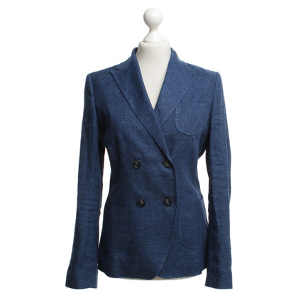 Windsor blazer di lino