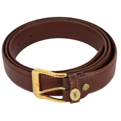 Yves Saint Laurent belt