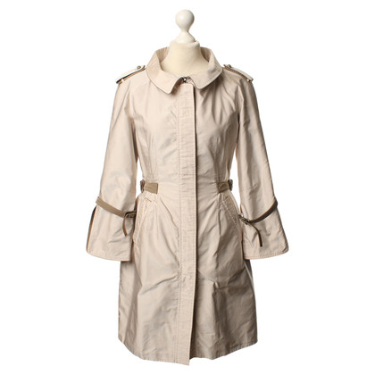 Ermanno Scervino Trench coat in beige