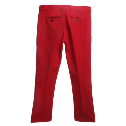 Joseph trousers in red