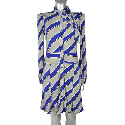 Atos Lombardini Dress with stripe pattern