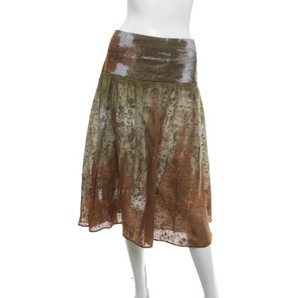 Calvin Klein skirt with pattern