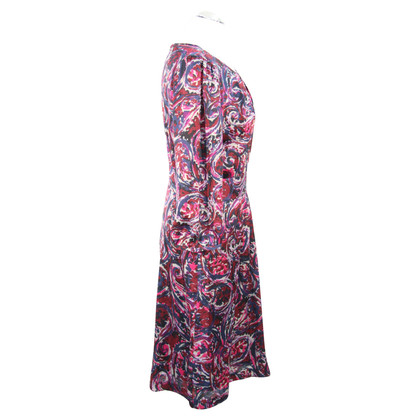 Clements Ribeiro Dress with pattern
