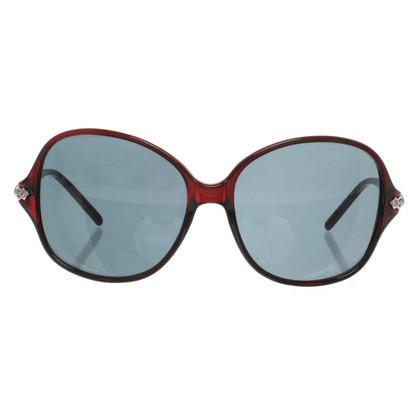 Missoni Sonnenbrille mit Schucksteinen