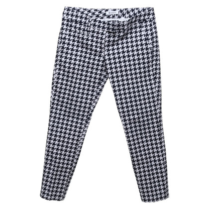 Dondup Pantaloni con un motivo pepita