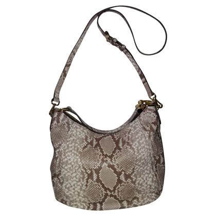 Michael Kors Fulton Bag in ottica Python