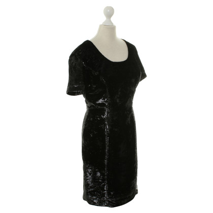 Moschino Cheap and Chic Dress in Velvet-