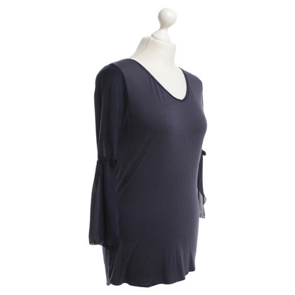 Dorothee Schumacher Top in blu scuro