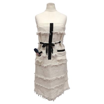 Chanel Bustierkleid mit Taschen