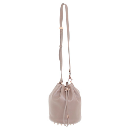 Alexander Wang Shoulder bag in beige
