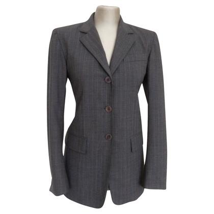 DKNY gessato giacca